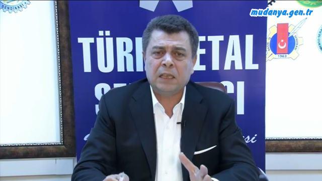 TÜRK METAL'de Toplu Sözleşme Uzlaşması Yüzde 25,50