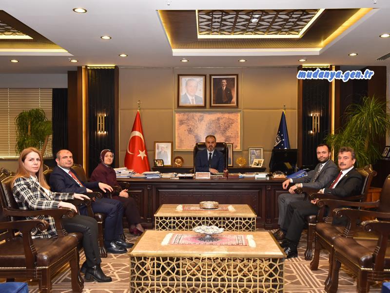 Başkan Alinur Aktaş'a 5 isim vekâlet edecek