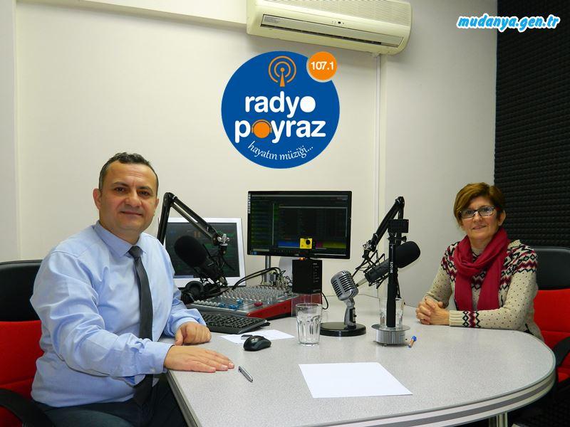Kadın Meclisi Başkanı İpek Demirtaş Öner Kıran'ın sorularını Yanıtladı.